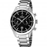 Reloj F16826/3 Plateado Festina Hombre Timeless Chronograph Festina
