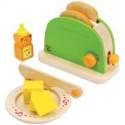 Hape Toster zabawkowy Pop-Up, E3105