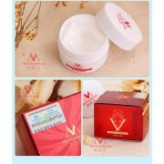 MeiYanQiong Face Lifting Whitening Cream Shaping Skin Care Firming Eliminate Edema Luxuriant Moisturizing V Face Firming