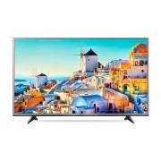 "LG 60UH605V, 60"" 4K UltraHD TV, 3840x2160, DVB-T2/C/S2, 1200PMI, Smart, ULTRA Slim, WiDi, WiFi 802.11.n, Miracast, DLNA, LAN, CI, HDMI, USB, TV Recording Ready, Narrow Bezel, Swallow Stand, Metallic/Silver"