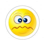 Shoppartners Schele Smiley sticker type 5