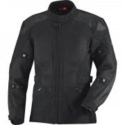 IXS Motorradschutzjacke, Motorradjacke IXS X-Damen Jacke Bel Air schwarz S schwarz