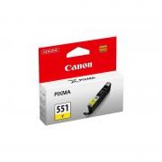Canon Original Tintenpatrone CLI-551Y, yellow