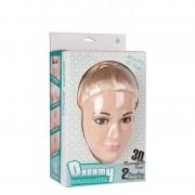 Dreamy Doll seks lutka na naduvavanje sa 3D licem NMC0001980