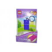 LEGO Friends, Breloc cu lanterna - Placa albastra
