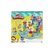 Conjunto Massinha Play-Doh Roda Gigante de Cupcake Hasbro