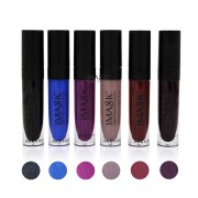 6 Colors Halloween Vampire Lip Gloss Set Kit Matte Lipstick Long Lasting Waterproof Makeup