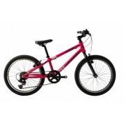 Bicicleta copii Devron Riddle K1.2 245 mm roz alb 20 inch