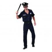 Rendőr jelmez felnőtteknek 56-os méret