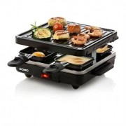 Domo Raclette-grill 4 personnes 600 W DO9147G Domo