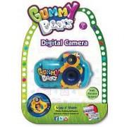 Gummy Bears Sakar Vivitar Digital Camera Snap & Share Kids