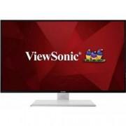"""Viewsonic LED monitor Viewsonic VX4380-4K, 109.2 cm (43 """"),3840 x 2160 px 5 ms, IPS LED HDMI™, DisplayPort, mini DisplayPort, na sluchátka (jack 3,5 mm), USB 3."""