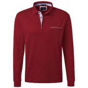 Pierre Cardin Poloshirt Van Pierre Cardin Heren rood