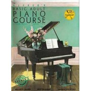 Alfred Publishing Co., Inc. Alfred's Basic Adult Piano Course Lesson Book, Bk 2: Book & CD