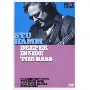 Hotlicks Videos - Stu Hamm - Deeper Inside Bass Hot Licks, DVD