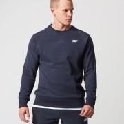 Myprotein Classic Crew Neck Sweatshirt - XXL - Navy