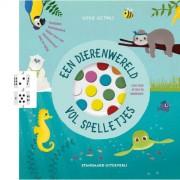 Een dierenwereld vol spelletjes - Ruthje Goethals