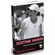 Justine Henin. Game set si sfarsit de cariera