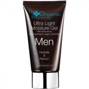 The Organic Pharmacy Men crema-gel hidratante textura ligera para pieles normales y grasas 75 ml