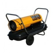 Generator de aer cald mobil cu combustibil lichid Master B 150 CED
