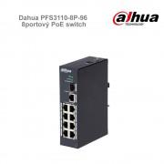 Dahua PFS3110-8P-96 8portový PoE switch