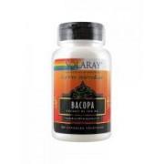 Solaray Bacopa 60 Capsules Végétales - Boîte 60 capsules