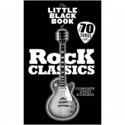 Wise Publications - The Little Black Book Of Rock Classics