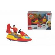 Set de joaca Pompierul Sam si skyjet Juno cu figurine