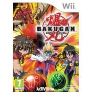 Blue City Bakugan Battle Brawlers Wii