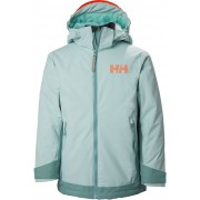 Helly Hansen Hillside Skijacke, Blue Haze 128
