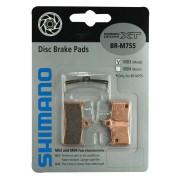 Placute de frana BR-M755 (Mo3) Arc, Pt Elp 8B2 9806