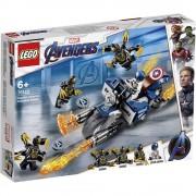 76123 LEGO® MARVEL SUPER HEROES