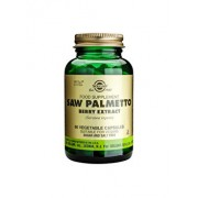 Supliment alimentar Saw Palmetto Berry Extract Solgar, 60 capsule