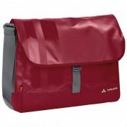 Vaude Adays Wista L Messenger tas 43 cm laptopvak dark red