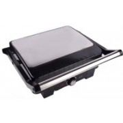 Frendz Forever ST-058 2200 WATT Panini Sandwich Grill(Black, Silver)