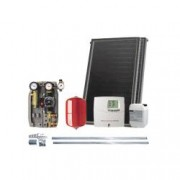 Set panouri solare Idella Family Standard IFST 2.54 mp pentru incalzirea apei menajere fara boiler