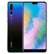Huawei P20 Pro 6GB+128GB 6.1 Pulgadas 4G LTE Face ID Pantalla de Vista Completa EMUI 8.1 24MP Cámara Frontal NFC Kirin 970 Teléfono móvil (Morpho Aurora)