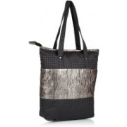 Home Heart Girls Silver, Grey Tote