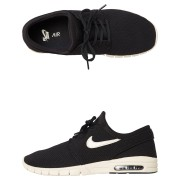 Nike Mens Stefan Janoski Max Shoe Black Cream