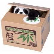 Alcancia Roba Monedas Panda