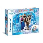 Clementoni Frozen - Do Your Own Magic Puzzle (40 Piece)