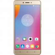 Telefon mobil Lenovo Vibe K6 Note Dual Sim 4G, 5.5'', Ram 3GB, Stocare 32GB, Camera 8MP/16MP, Gold