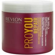 Revlon Professional Pro You Repair mascarilla para cabello dañado, químicamente tratado 500 ml