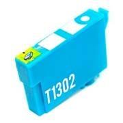 """Tinteiro Epson Compatível T1302 - Azul XL"""