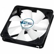 Ventilator Arctic F14 PWM PWM, 140 mm, 550 rpm, 1350 rpm, 77.3 CFM