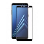 Folie din sticla 3D securizata MyScreen Samsung Galaxy A6 Plus 2018 Full Glue Black