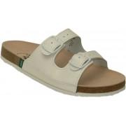 Zdravotní pantofle Santé N21/10 bílé