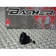 Basher edzett acél pinion fogaskerék 48P 24T