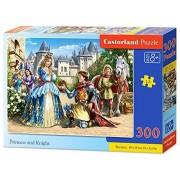 "Castorland ""Princess & Knight Puzzle (300 Piece)"