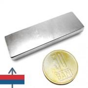 Magnet neodim bloc 60 x 20 x 5 mm